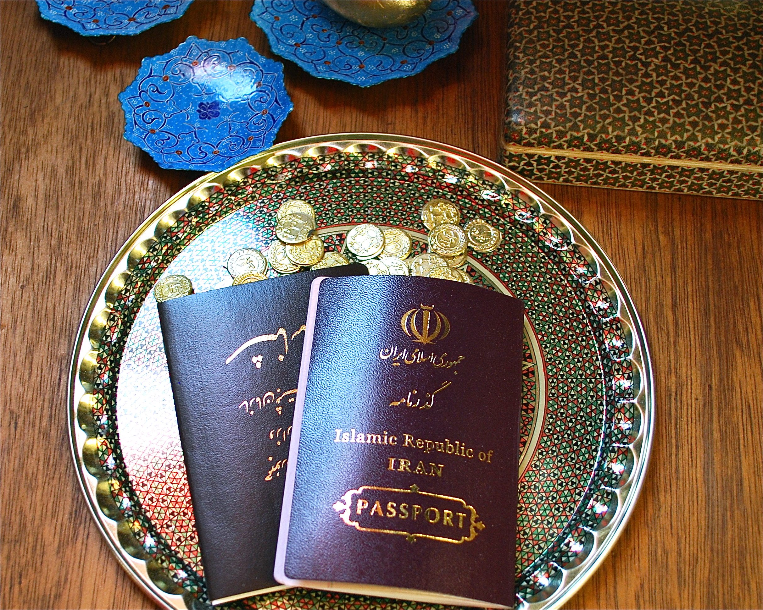 Passport To Iran How And Why I Struggled To Get My Iranian