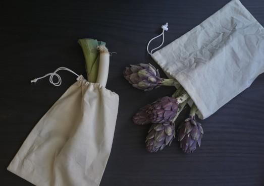 Magpie Cookshop Farmer's Market Produce Bags
