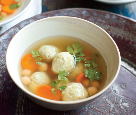 Matzoh balls small